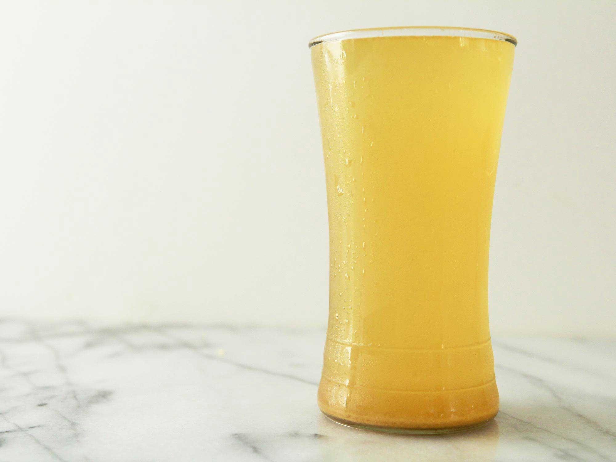 Панагам - имбирно-лаймовый напиток