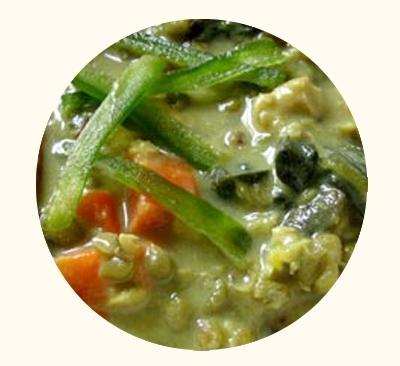 Бхаджи из лущеного маша и овощей