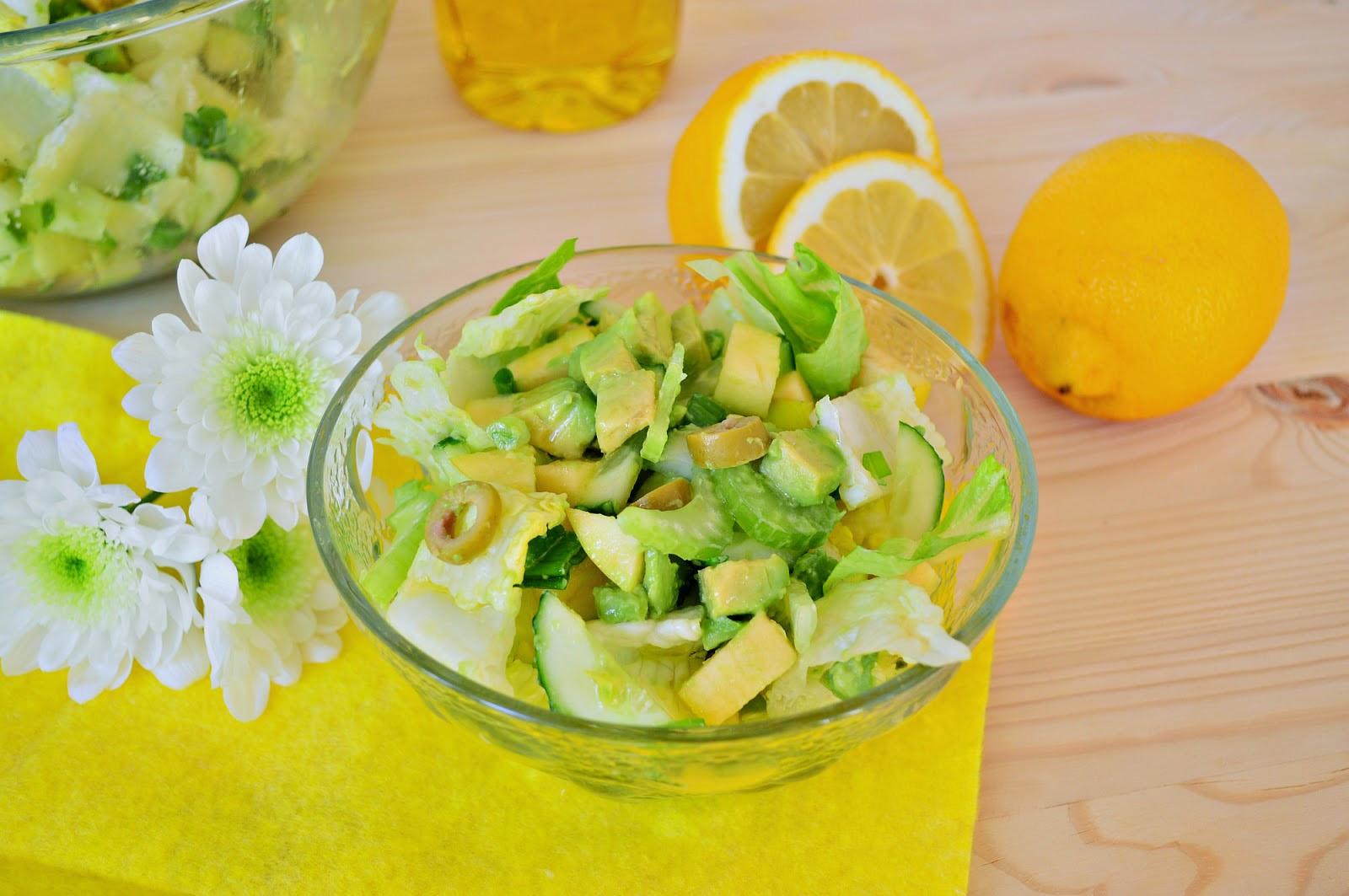 Лимонные заправки