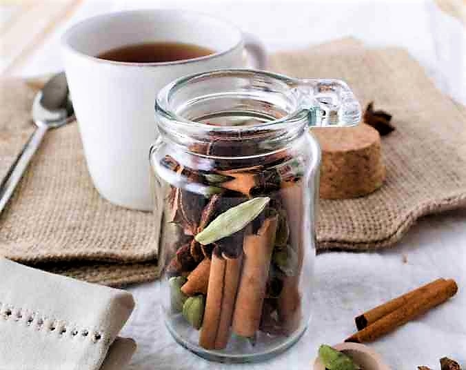 Пряная смесь для чая, зерновых и смузи