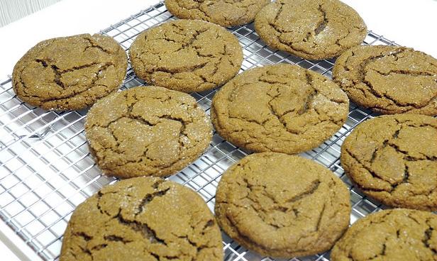 Печенье с черным перцем
