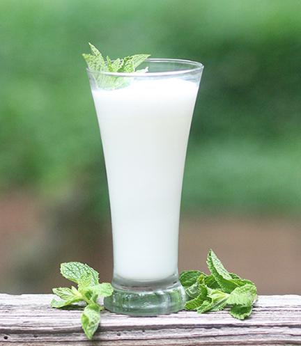 НАМКИН ЛАССИ - Соленый напиток из йогурта