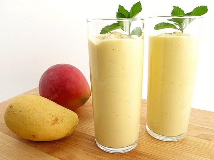 МИТХИ ЛАССИ - Сладкий напиток из йогурта
