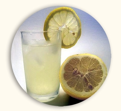 Лимонный напиток
